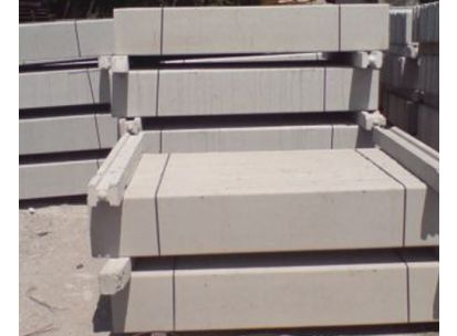Concrete Base Panel - Plain