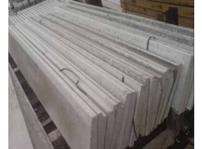 Tapered Concrete Base Panel