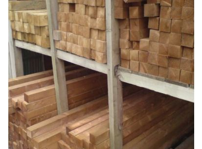 Treated Timber Posts 3 x 3